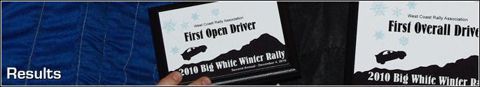 Big White Rally